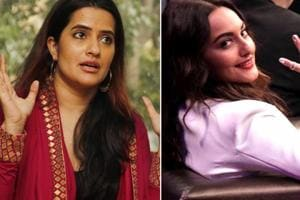 Sonakshi Sinha blocks Sona Mohapatra on Twitter; all you need to know...
