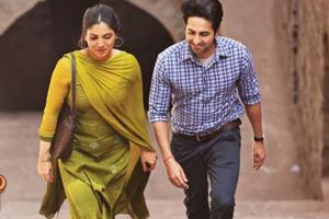Shubh Mangal Saavdhan: Ayushmann Khuranna and Bhumi Pednekar on first...