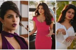 The sexiest villain: Priyanka Chopra's style in the new Baywatch...