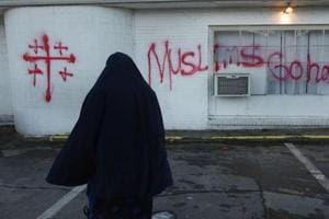 US: Islamophobic incidents up by 1,000% since Trump took office