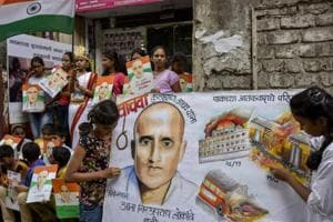 India launches appeal against death sentence for Kulbhushan Jadhav