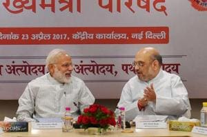 PM Narendra Modi to review work of BJP CMs every two months