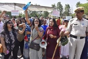 Gurgaon condominium residents plan four-day protest against CNG pump...