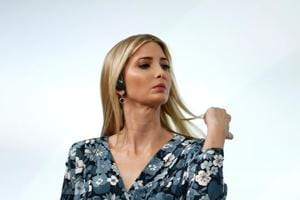Berlin summit: Crowd hisses, boos at Ivanka Trump for defending her...