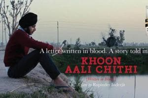 Watch: Richa Chadha's debut production  Khoon Aali Chithi