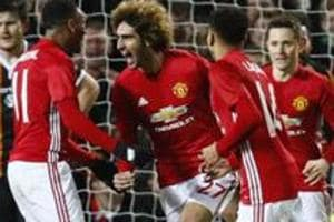 Manchester United look to push City outside top four in Premier League