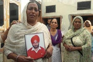 Akali sarpanch beaten to death on Amritsar village, Sukhbir cries...