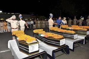 Kin of CRPF jawans killed in Sukma ask govt to deal with Maoists with...