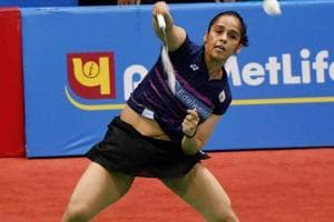 Saina Nehwal crashes out, PV Sindhu advances in Asian badminton...