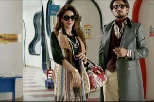 Pak actor Saba Qamar to promote Irrfan Khan's Hindi Medium in India....