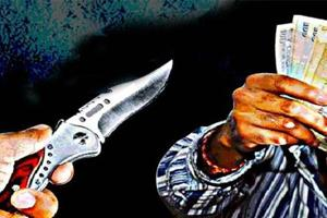 Sliver trader stabbed, robbed of cash, valuables worth ₹2.7 lakh in...