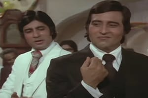 Vinod Khanna and Amitabh Bachchan: 10 films starring the...