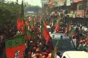 The Bharatiya Janata Party (BJP) has emerged the winner in all three...