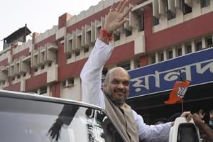 Bengal on BJP radar: Amit Shah makes 3-day trip, takes on Mamata in...