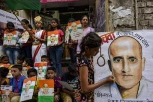 India asks Pak for certificate on Kulbhushan Jadhav's health while...
