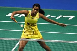 PV Sindhu storms into quarters of Badminton Asia Championships,...