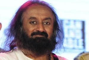 Art of Living: NGT issues contempt notice to Sri Sri for comment on...