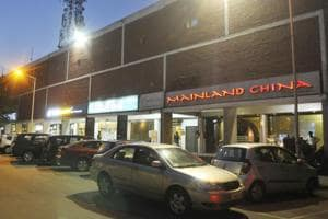 The worst-hit businesses in the city have been located on the Madhya Marg in Sector 26.