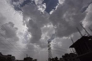 Light showers likely on Friday in Gurgaon