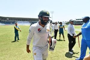Misbah-ul-Haq surges in rankings after Pakistan's win vs West Indies...