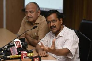 Start afresh, work in tandem with ministers, chief minister Kejriwal...