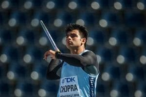 Neeraj Chopra, junior world javelin champ, qualifies for London Worlds