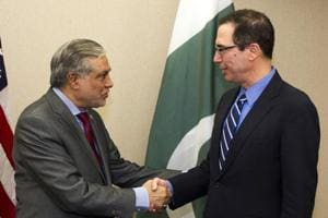 Pakistan FM meets US officials, discusses Kashmir and ties with India...