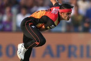 How MS Dhoni's thrashing made Sunrisers Hyderabad pacer Siddarth Kaul...