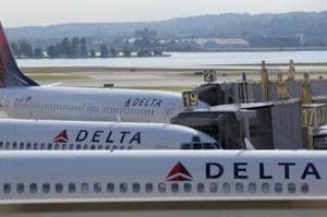 Man removed from Delta flight in US for wanting to use toilet during...