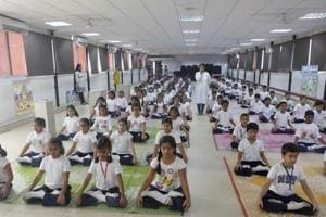 Yoga, poem recitation: How students in UP govt schools will begin...