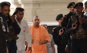 Uttar Pradesh CM Adityanath orders construction of boundary walls...