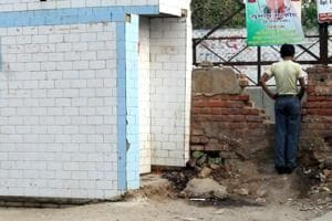 SDMC launches drive to repair public toilets