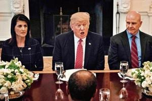 Trump's 100 days in office: India hopeful but apprehensive over H-1B...