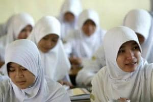 Indonesia's women Islamic clerics issue rare fatwa against child...