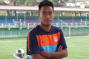 In Mizoram, aspiring footballers love being Mama's boys