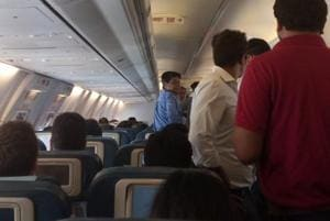 'Looks like hijacking': Tweet by airline passenger sends security...