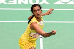 PV Sindhu bows out of Asian Championships, losing to He Bingjiao in...