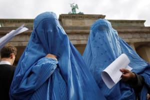 Germany to ban civil servants, judges, soldiers from wearing full-face...