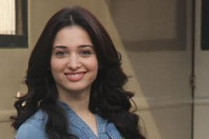 It's only fair that I am tagged a newcomer in Bollywood: Tamannaah...