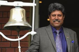Kapil Dev's wax figure to be featured in Madame Tussauds Delhi