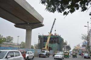 Ghaziabad development authority officials to review funding for 9.41km...
