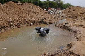 Pipeline repair disrupts water supply in Gurgaon's northern sectors