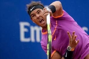 Andy Murray stays perfect, Rafael Nadal hits 50 at Barcelona Open