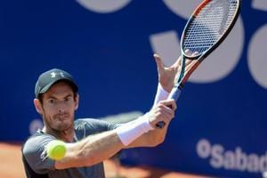 Andy Murray shakes off Albert Ramos-Vinolas to reach Barcelona Open...