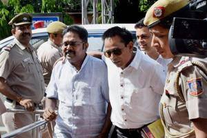 AIADMK leader Dinakaran, arrested by Delhi Police, taken to Chennai...