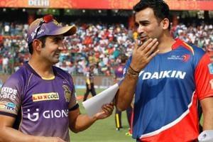 KKR vs DD, IPL 2017, live cricket score