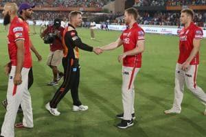 KXIP vs SRH, IPL Live cricket score