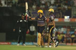 Live cricket score, Kolkata Knight Riders vs Delhi Daredevils, IPL 2017, live: Gautam Gambhir 71* helps KKR to seven-wicket win
