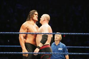 WWE trying to tap into popularity in India with tryouts, merchandise