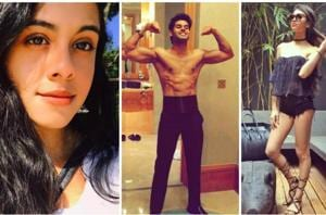 Mithun's daughter to Bhagyashree's son: New age star kids you can't...